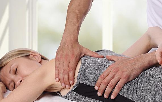 sports recovery massage